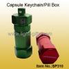 Earplug container