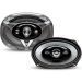 TS-6989IE Car Speaker | 4-way 320 Watts