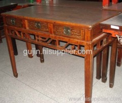 antique carving table china