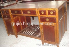 China antique desk