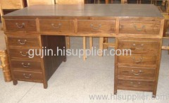 Antique reproduction desk