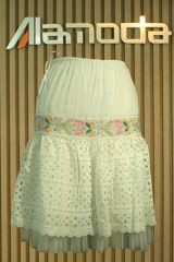 Embroidery Skirts