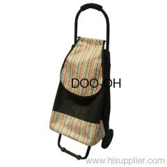 shopping luggage