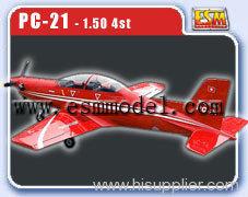 ARF Plane Pilatus PC-21