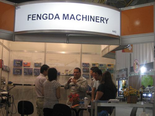 BRAZIL TOOLS & HARDWARE FAIR 2-4 March 2009