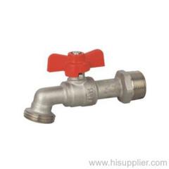 T handle water bibcock