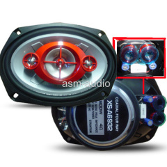 4 Way coaxial speakers