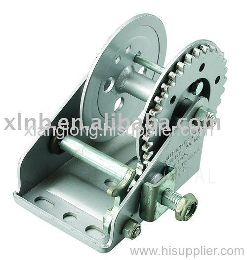 mechanical hand pulley