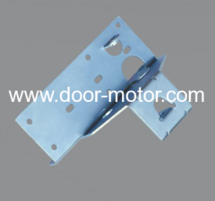 Commercial garage door top bracket