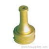 3/4'' Brass female hose nozzle 2'' length