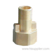 G1/2-M 30X2 Brass Theft-Proof Fitting for Gas Meter Patent No:ZL03215829.2