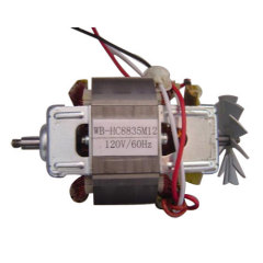 AC Motor Shredder Motors