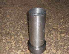 Ball bearing spindle collar