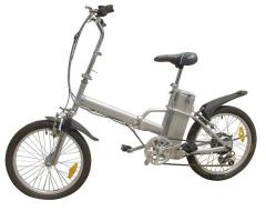 electric folding bicycles
