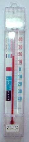Kitchen Refrigerator Drinks and Milk Thermometer