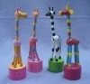 wooden toy ,children's toy,festival gift,animal toy