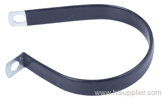 Ningbo rubber coated clamp supplier from china