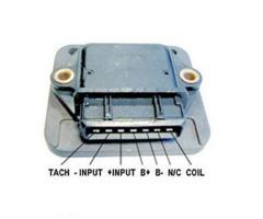 control ignition module