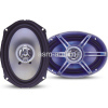 Car LED Coaxial Speakers With 300Watts Max