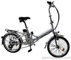 Shimano 6 Speed e bike