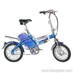 16 inch folding e bike