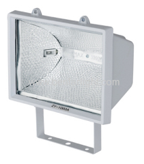 1000W R7S Aluminum die-casting body Halogen floodlight