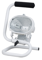 150W fixture with handle