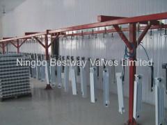 Ningbo Bestway Valves Limited