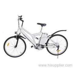 comfortable e bike