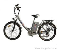 HIGH Tensile steel ebike