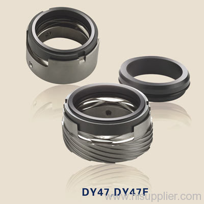 Mechanical pump seals with o-rings DY47 DY47F