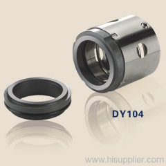 mechanical pump seals with o-rings DY104