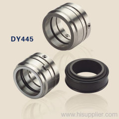 Mechanical pump seals with o-rings DY445