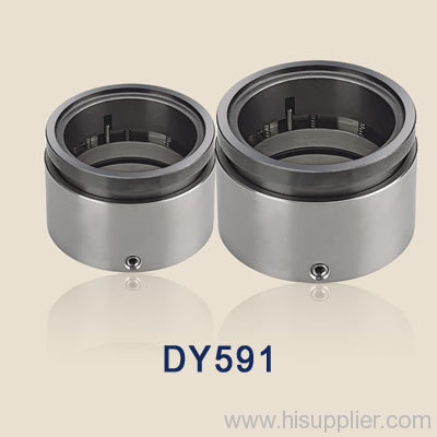 Mechanical pump seals with o-ring DY591