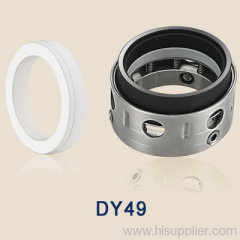 Mechanical  seals with PTFE
