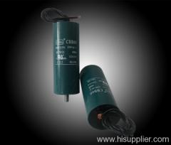 run capacitor film