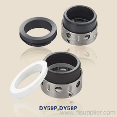 mechanical  seals with PTFE DY59P/58P