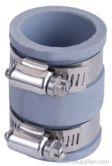 PVC flexible equal coupling