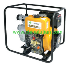 portable diesel water pump