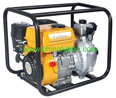 petrol powered water pump