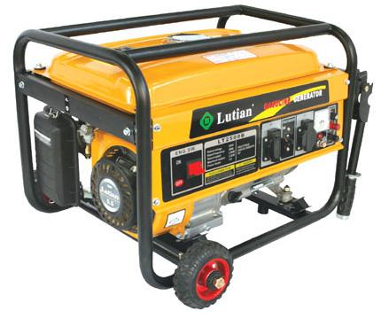 Portable Gasoline Power Generator