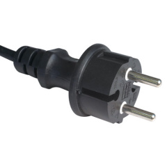 Germany VDE power cord