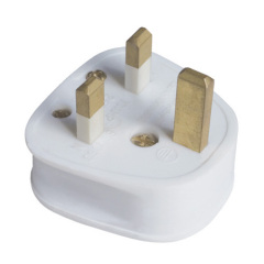 UK wireless male plug