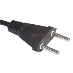 Europe power supply cord
