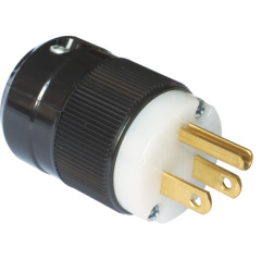 Approved power plug