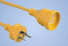 Australia extension cord set