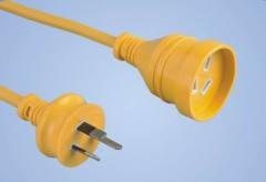 Juego de cables de extensión de Australia