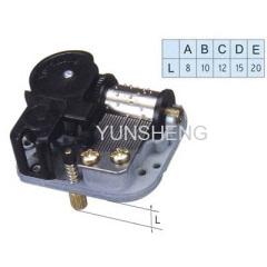 ROTARY SWITCH CLOCKWORK MUSIC BOX PARTS