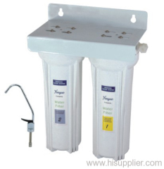 two stages water purifier