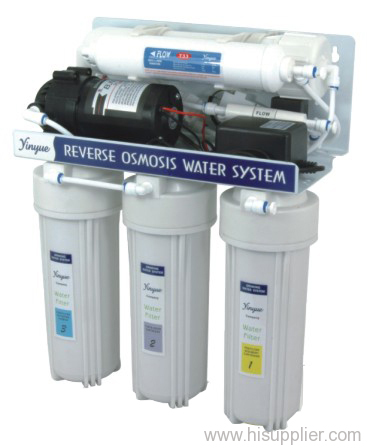 Explosion proof type reverse osmosis